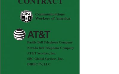 View the Contract here: 2016 Contract CWA AT&T effective 4-10-2016, expires 4-4-2020