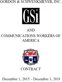 GSI Contract